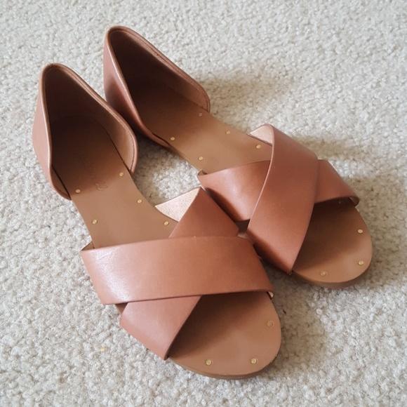 3d9544ec467e Madewell Shoes - Madewell Thea Crisscross Sandals
